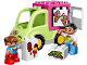 Set No: 10586  Name: Ice Cream Truck