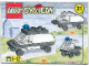 Set No: 1076.1  Name: Advent Calendar 1999 (Day 21) - Police Car