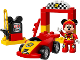 Set No: 10843  Name: Mickey Racer