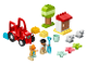 Set No: 10950  Name: Farm Tractor & Animal Care