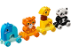 Set No: 10955  Name: Animal Train