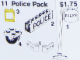 Set No: 11  Name: Police Pack