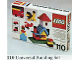 Set No: 110  Name: Universal Building Set