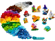 Set No: 11013  Name: Creative Transparent Bricks