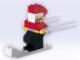 Set No: 1128  Name: Santa on Skis