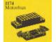 Set No: 1174  Name: Motorhome for Basic Motor 4.5V/Train Motor 12V