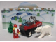 Set No: 1177  Name: Santa in Truck with Polar Bear polybag