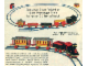 Set No: 118  Name: Motorized Freight or Passenger Train (Sears Exclusive)