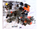 Set No: 11913  Name: Parts for Nexo Knights: Build Your Own Adventure (included in Book 9780241283653)