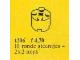 Set No: 1206  Name: Round Bricks (2 x 2), White