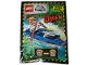 Set No: 122007  Name: Owen with Kayak foil pack