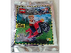 Set No: 122114  Name: Owen with Motorcycle foil pack