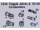Set No: 1232  Name: Toggle Joints & Connectors