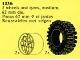 Set No: 1236  Name: Wheels