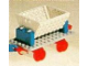 Set No: 125  Name: Tipping Wagon