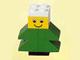 Set No: 1298  Name: Advent Calendar 1998, Classic Basic (Day 15) Green Elf