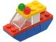 Set No: 1298  Name: Advent Calendar 1998, Classic Basic (Day  3) Boat