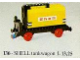 Set No: 136  Name: Tanker Waggon (Shell)