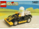 Set No: 1461  Name: Turbo Force polybag