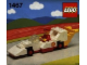 Set No: 1467  Name: Shell Race Car polybag