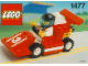 Set No: 1477  Name: {Red Race Car Number 3}
