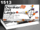 Set No: 1513  Name: Denken mit Lego (Thinking with Lego, 900pcs)
