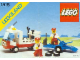 Set No: 1518  Name: Race Car Repair