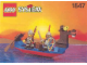 Set No: 1547  Name: Black Knights Boat