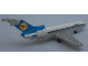 Set No: 1560  Name: Lufthansa Boeing 727