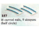 Set No: 157  Name: Curved Track