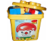 Set No: 1583  Name: Clown Bucket