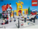 Set No: 1592  Name: Town Square - Castle Scene (Dutch Version)