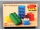 Set No: 1600  Name: Mini-Building Set