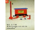 Set No: 161  Name: Battery Wagon with Signal and Direction - Changing