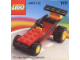 Set No: 1611  Name: Dune Buggy