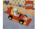 Set No: 1612  Name: Victory Racer (Race Car) polybag