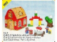 Set No: 1614  Name: Build-a-Farm