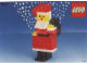 Set No: 1627  Name: Santa polybag