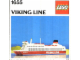 Set No: 1655  Name: Viking Line Ferry