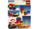 Set No: 1662  Name: Basic Building Set in Bucket