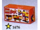 Set No: 1676  Name: Basic Building Set