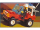 Set No: 1702  Name: Fire Fighter 4 x 4