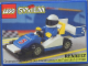 Set No: 1750  Name: Renault Formula 1 Racer