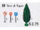 Set No: 18  Name: Tree and Signs