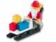 Set No: 1807  Name: Santa Claus and Sleigh polybag