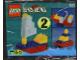 Set No: 1823  Name: Sabah Promotional Set: Yacht polybag