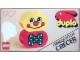 Set No: 1907  Name: Obsequio de Crecer (Clown Small Gift Set)
