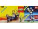 Set No: 1974  Name: Legoland Triple Pack
