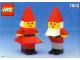 Set No: 1980  Name: Santa's Elves polybag