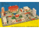 Set No: 200  Name: Town Plan Board, Continental European Cardboard Version